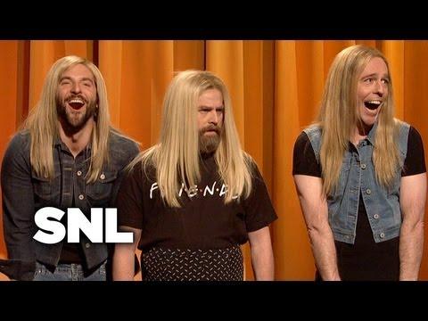 Jennifer Aniston Look Alike Contest - Saturday Night Live