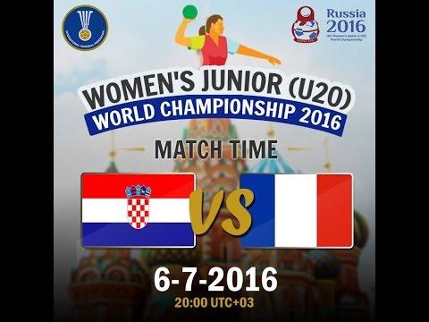 Group B. Croatia - France