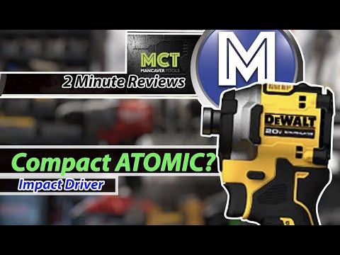 New Dewalt Atomic