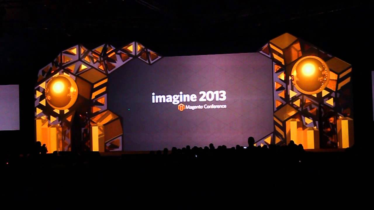Magento Ebay Projection Mapped Stage Youtube