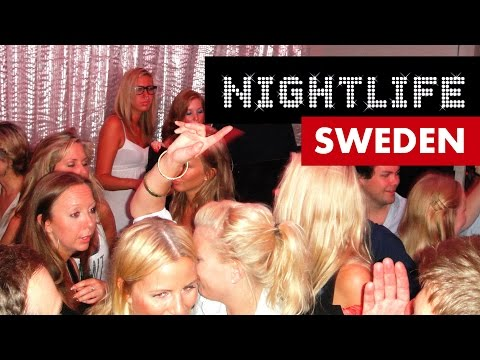 Stockholm Nightlife in Sweden