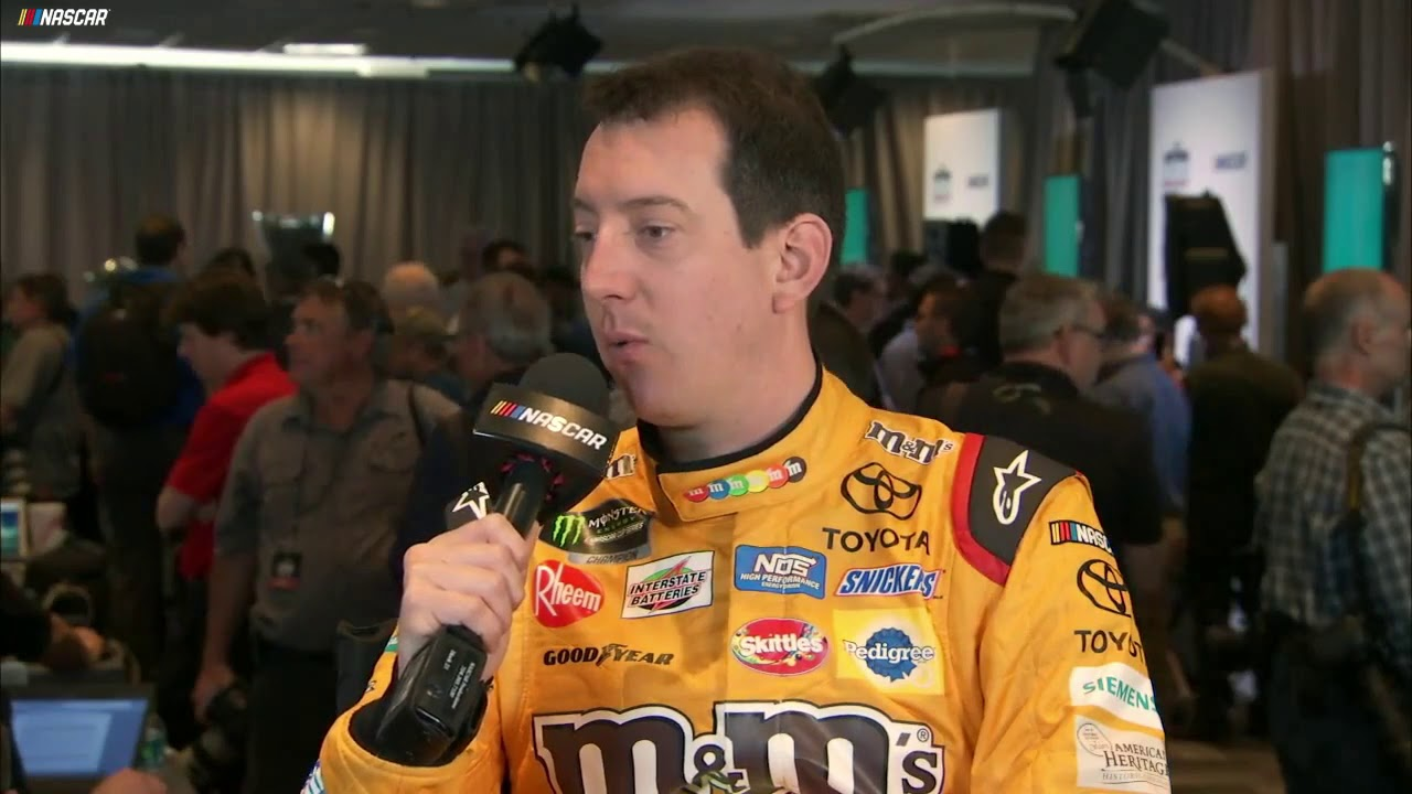 Kyle Busch: Daytona 500 at the 'top of the list'
