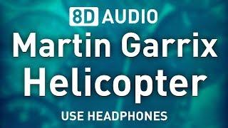 Gambar cover Martin Garrix & Firebeatz - Helicopter | 8D AUDIO 🎧