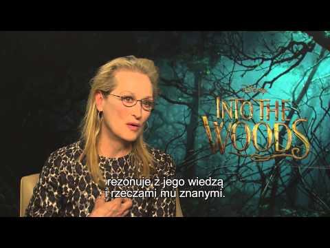Tajemnice lasu - Wywiad z Meryl Streep