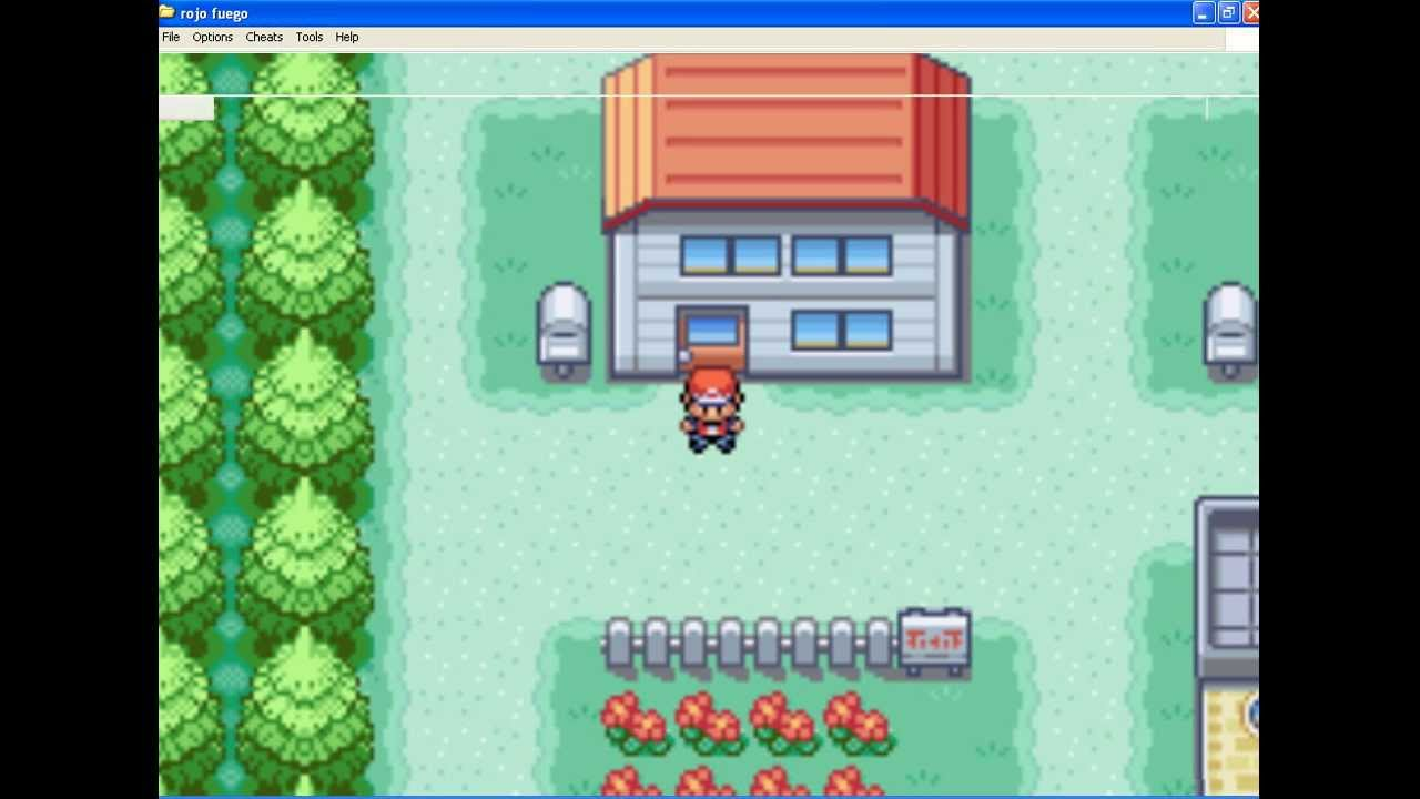 Descargar Pokémon Rojo Fuego Pc Español Youtube