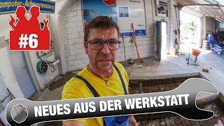 Die Autodoktoren - Neues aus der Werkstatt #6 - Holgers neue Hebebühne