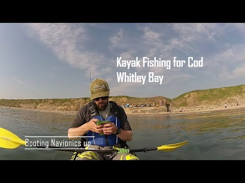 Kayak Fishing- Navioncs Helps Us Find The Fish