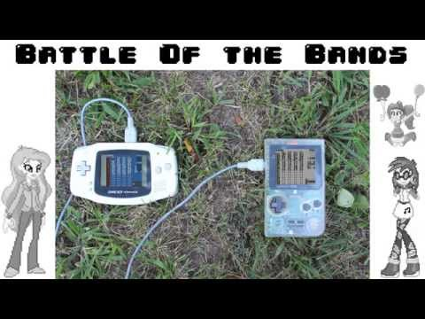 Let's Have a Battle Of the Bands 8Bit