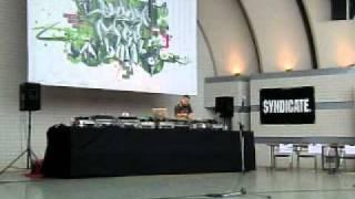『B BOY PARK 2011』 「DJ WATARAI」