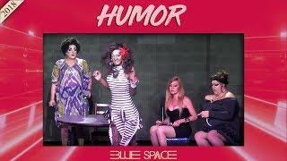 Blue Space Oficial - Matinê - Humor - 18.02.18
