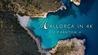 Mallorca in 4K - DJI Phantom 4 Drone | FPV | 2016(My BRAND NEW video ICE FLYING 2017: https://youtu.be/zy7yMm3GGN0 Here: The Balearic island of Mallorca from above, flown with the new DJI Phantom 4 ..., 2016-04-24T17:58:59.000Z)