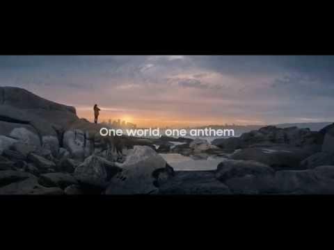 Río 2016 Juegos Olímpicos. Promoción Oficial de Samsung El Himno - Español Subtitulado