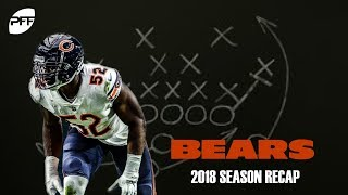 Chicago Bears 2018 Season Recap | PFF