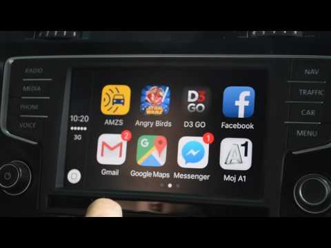IPhone CarPlay NGXPlay Jailbreak CarPlay hack