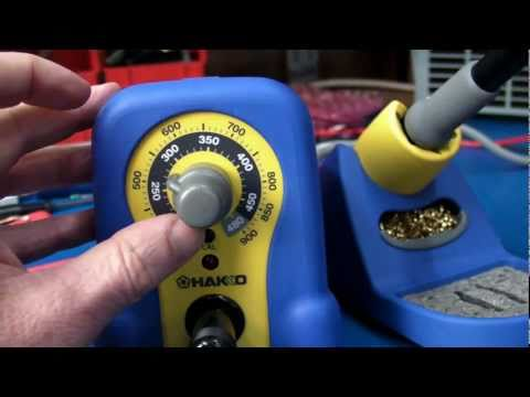 EEVblog #180 - Soldering Tutorial Part 1 - Tools