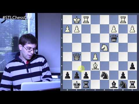 Bobby Fischer Innovates the Poisoned Pawn Sicilian | Kids' Class - GM Denes Boros