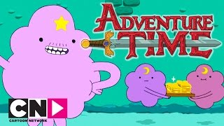 Adventure Time | The Prince Who Wanted Everything | Cartoon Network