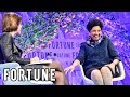 Indra Nooyi Talks Leading PepsiCo Through Disruption I MPW 2017