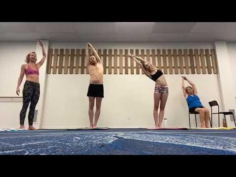 masterlab heal class  bikram yoga 262  hot yoga class