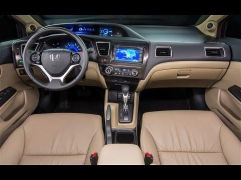 2013 Honda Civic Radio and Navigation Review