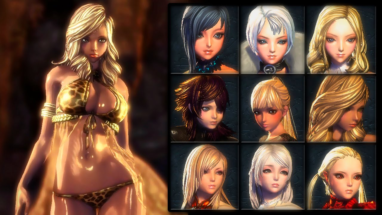Blade and soul profile picture not changing