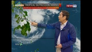 BT: Weather update as of 12:02 p.m. (January 20, 2019)