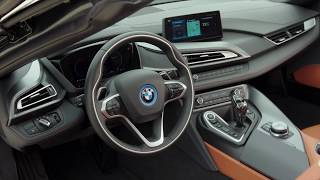 BMW i8 Roadster - Interior Design