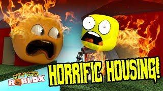 HORRIFIC HOUSING!!   Roblox (Annoying Orange)