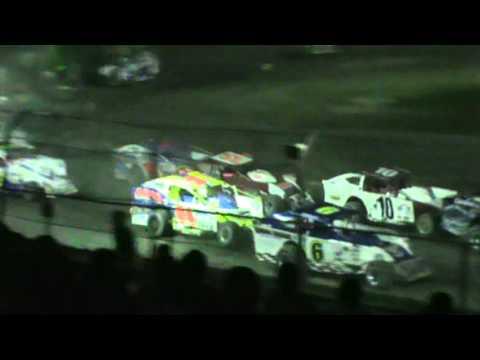 Bear Ridge Speedway - 7-7-12 - Modified feature