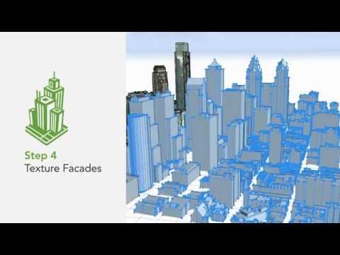Building Smart Cities with Esri CityEngine Video | Esri