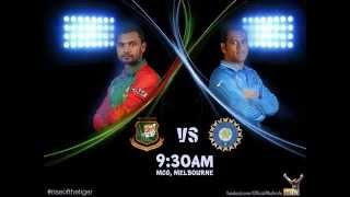 ►Bangladesh VS India Quarterfinal ✪ Umpire Wrong Decision Against Bangladesh In World Cup 2015