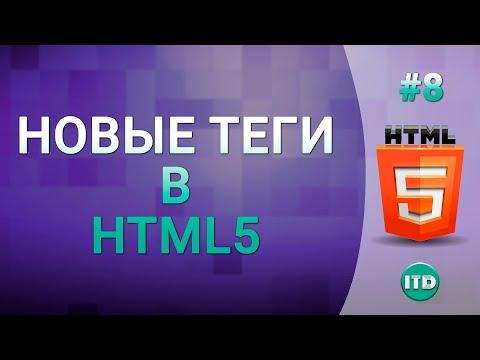 #8 Новые SEO теги в HTML 5, Тег Header, тег Section, тег Footer