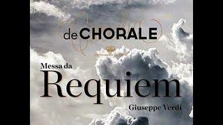 Verdi: Requiem / deCHORALE @ deSingel 2017