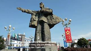 Tượng Đài Mẹ Nhu Đà nẵng