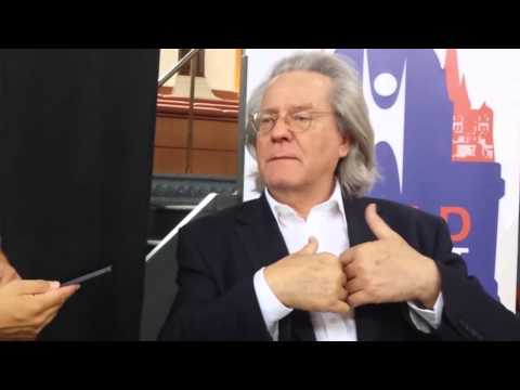 Center for Civil Courage interviews A C Grayling