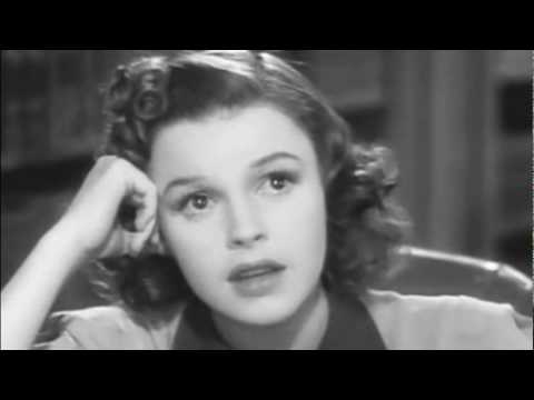 JUDY GARLAND: NOBODY, 1940 A SONG TO REMEMBER