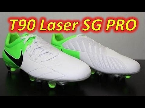 online store 9d359 a05a4 Nike T90 Laser IV SG-Pro (Soft Ground Pro) Review