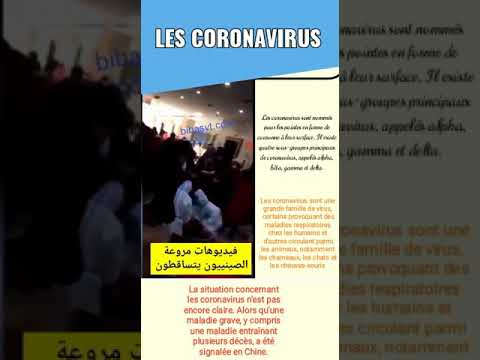 Les Coronavirus Sont Une Grande Famille De Virus, Certains Provoquant Des Maladies Respiratoires