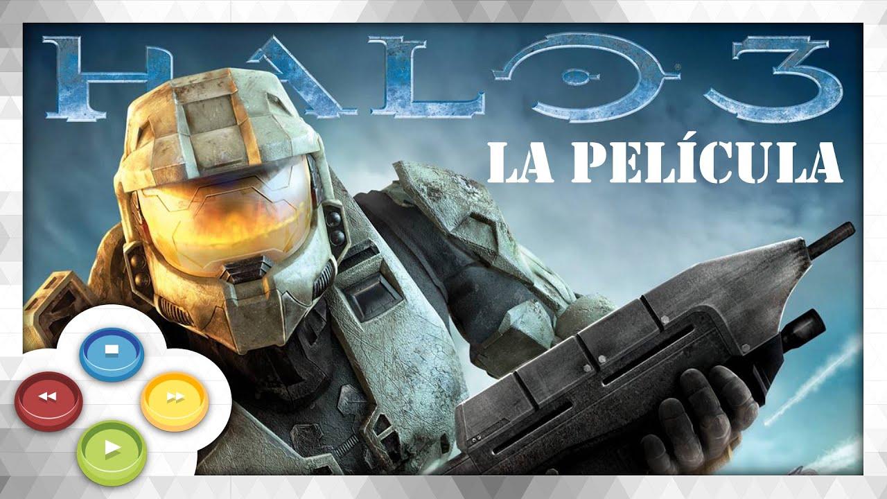 Halo 3 Pelicula Completa Español