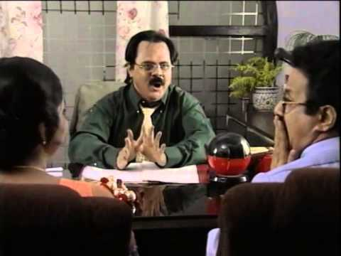 Comedy Titbits of Crazy Mohan's Meesai Aanalum Manaivi