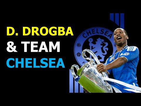 FIFA Online 4 | Trải Nghiệm Drogba LH Cùng Team Color Chelsea