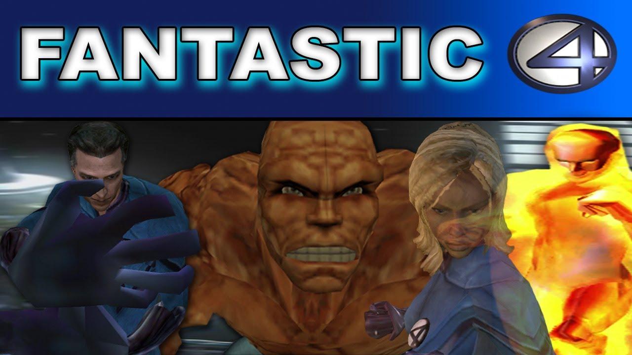 Download Fantastic Four Movie Game   OG review
