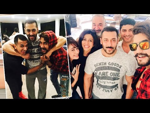 Salman Khan Throws PARTY For Bigg Boss 9 Contestants At Farm House