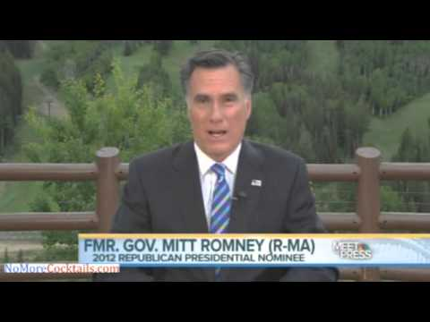 """Romney: Obama's """"inaction"""" is responsible for ISIS' takeover in Iraq"""