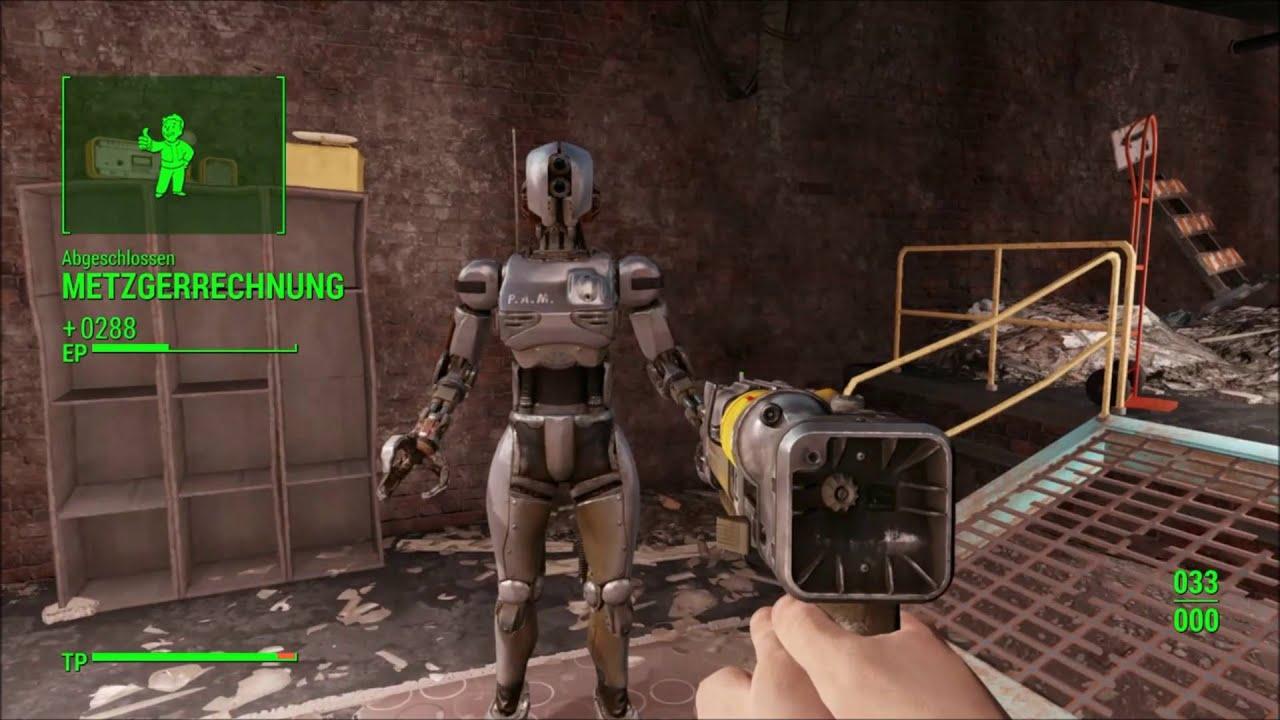 Fallout 4 - beste Rüstung [ohne Powerrüstung] / best armor ...