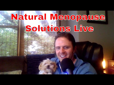 D. J and Evan Live - Natural menopause solutions - Podcast #123