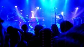 "Jimmy Eat World (Hi Def) performing ""Goodbye Sky Harbor"" @ The Fillmore Sept. 26, 2011"
