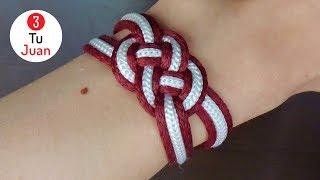 Fashion Bracelets with Knots - Celtic 2.0 DIY 💎   JuanTu3