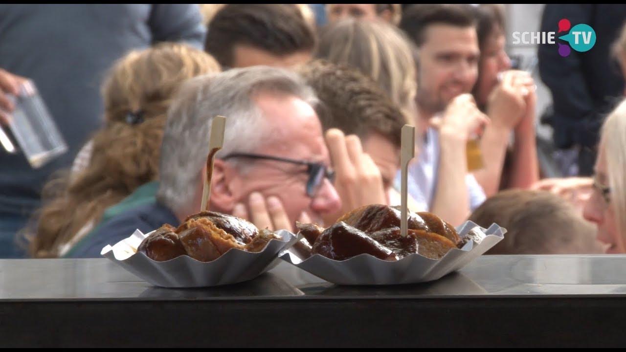 SCHIE TV: De grootste BBQ van Schiedam en omgeving: of je
