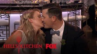 Chef Andi's Wedding | Season 15 | HELL'S KITCHEN